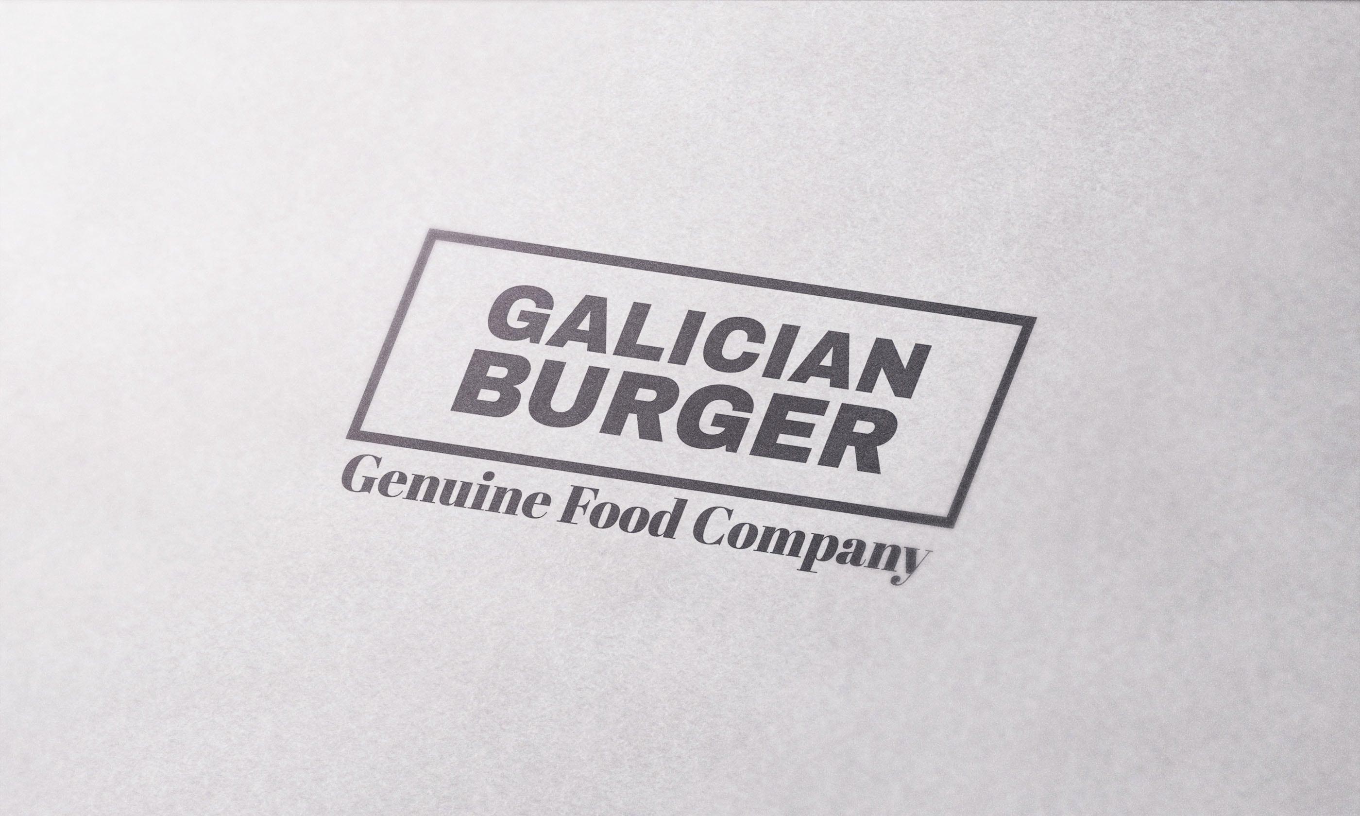 Galician Burger